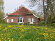 -wonderfully restored country house