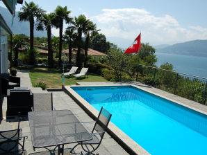 Ferienhaus Casa bella vista - kleine Ferienwohnung