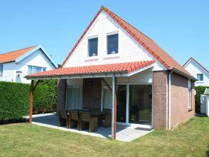 Ferienhaus 11 in Oostkapelle mit Sauna - ZE175