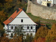 Haus an der kleinen Elbe