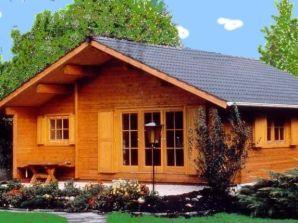 Ferienhaus Silbermöwe im Ferienpark Hamp