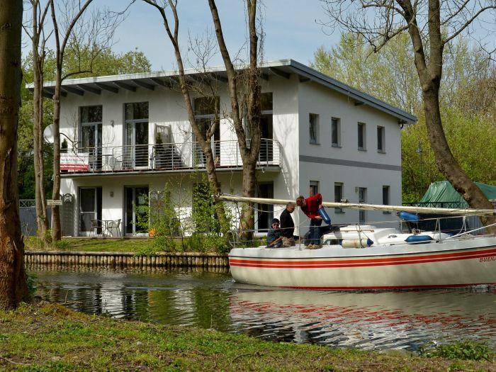 Ferienwohnung Haus Seebrise Deutschland Storkower See