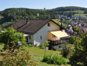 Holiday apartment Haus Spessartwald OG