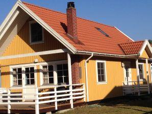 Ferienhaus Schwedenhaus Seeblick