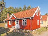 Schwedenhaus Rote Seerose