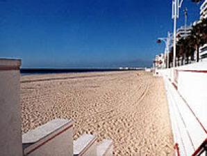 Ferienwohnung Citywohnung Cadiz, Strand 300 m.