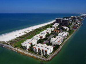 Ferienwohnung Lands End direkt am Strand in Treasure Island