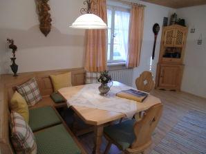 Ferienwohnung 2 im Haus Bella Bavaria