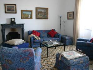 Ferienwohnung Casa Caprilli mit Meerblick an der Seepromenade von Livorno