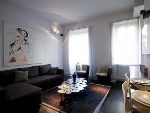 Ferienwohnung Luxus Design Wohnung