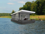 Seesuite - Das schwimmende Ferienhaus fr 4-6 Pers.