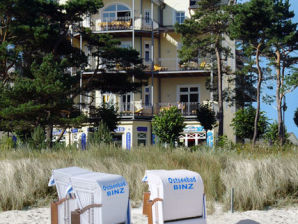 Strandpromenade - 1. Reihe am Meer inkl. Strandkorb