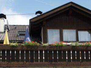Ferienwohnung Alpenchalet Fewo groß