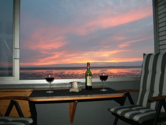 Ferienwohnung watten blick nordsee cuxhaven sahlenburg for Ferienwohnung mit fruhstuck nordsee