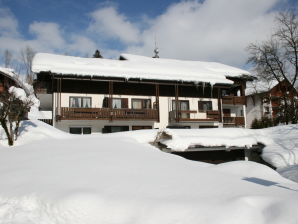 Ferienwohnung Oberallgäu