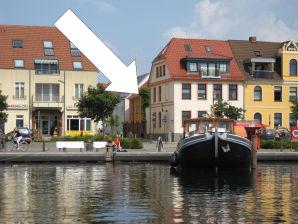 Ferienwohnung Yachthafen in der historischen Altstadt