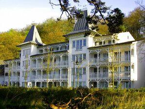Ferienwohnung in der Villa Seeschloss (WE15, Typ B)