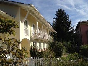 Ferienwohnung Hubertus in der Allgäuvilla