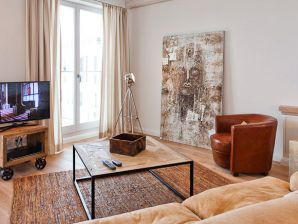 Ferienwohnung Villa Theres - Penthouse Seaside