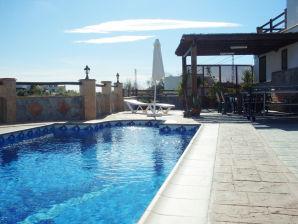 Ferienhaus Cortijo Ariza - Typische Finca mit privatem Pool