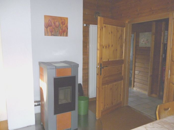 pelletofen für wohnzimmer:Ein Pelletofen und Zentralheizung sorgen ...
