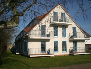 Ferienwohnung No. 12 Börgerende direkt an der Ostsee
