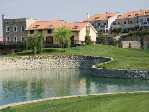 Residenz Castellaro-Golf-Resort, Apartment für max 5 Personen