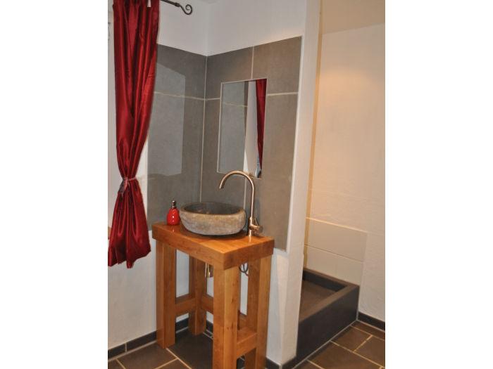 Hundedusche Garten : Badezimmer im EG Waschtisch und Hundedusche Grundriss Obergeschoss