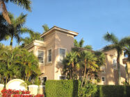 PGA National Palm Beach Contemporary Mediterranean Single Family