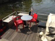Amsterdam ROSE HouseBoat