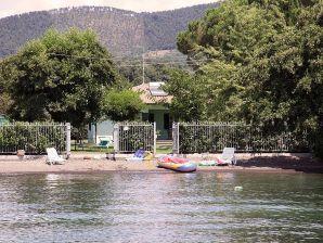 in der Villa Barano