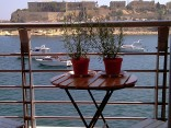 Holiday apartment Magnificent views on historical Grand Harbour