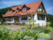 Gartenblick im Landhaus Böhmer