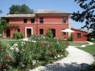 Casa Adagio, Corinaldo, Marken