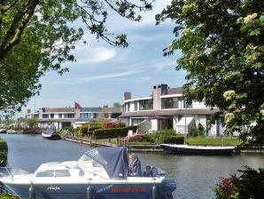 Ferienhaus MarinaPark Brekkense Wiel 3 - Angeln, Baden, Bootfahren