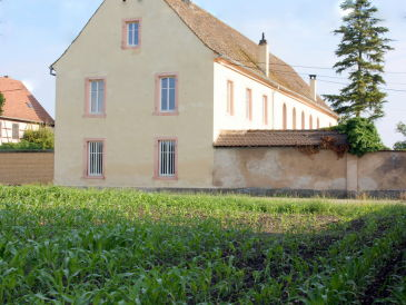 Ferienhaus A l´ancien couvent Zum alten Kloster