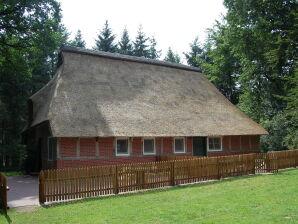 Ferienwohnung Reetdachhaus Hof Bockelmann