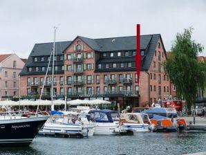 Ferienwohnung im Speicher am Yachthafen