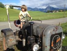 Ferienwohnung 2 - Kinderbauernhof Vroni Brunner