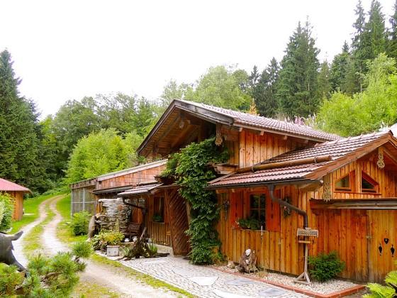 ferienhaus piccolo romantika im s dl bayerischen wald bei. Black Bedroom Furniture Sets. Home Design Ideas