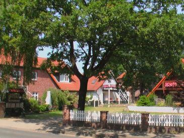 Ferienwohnung mit Balkon auf Haflingerhof Südlich nahe Hamburg
