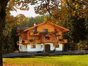 Ferienwohnung im Bio-Holzhaus