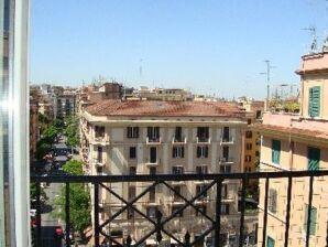 Traumferienwohnung mit Terrasse und toller Sicht
