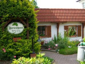 Ferienhaus Bennostraße