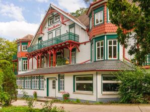 Ferienwohnung Haus Blume  - Appartment 001