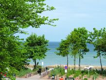Ferienwohnung Morgenstern nur 50 m vom Strand mit Meerblick