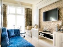 Ferienwohnung 75qm Luxus-Ferienwohnung im Herzen von Westerland