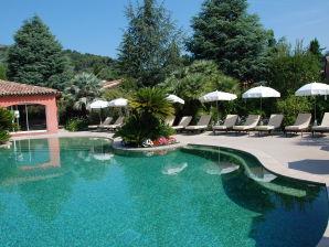 Villa Lou Gourg- Domaine de Respelido