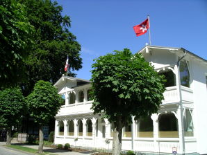 """Stubnitz"" Villa Ahlbeck"