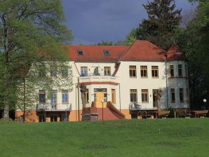 Ferienwohnung Gutshaus Luhme große Wohnung